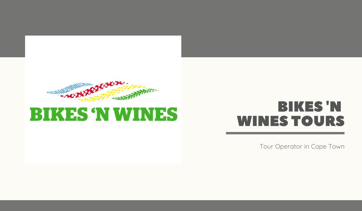 Bikes and Wines web