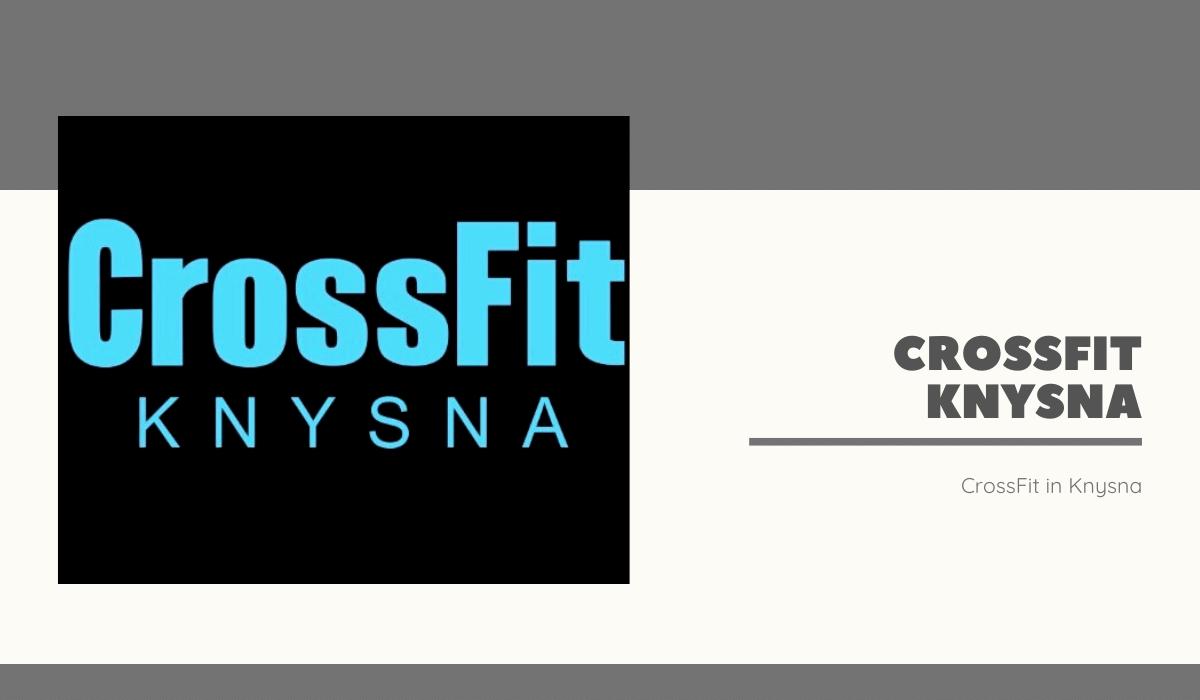 Crossfit Knysna web