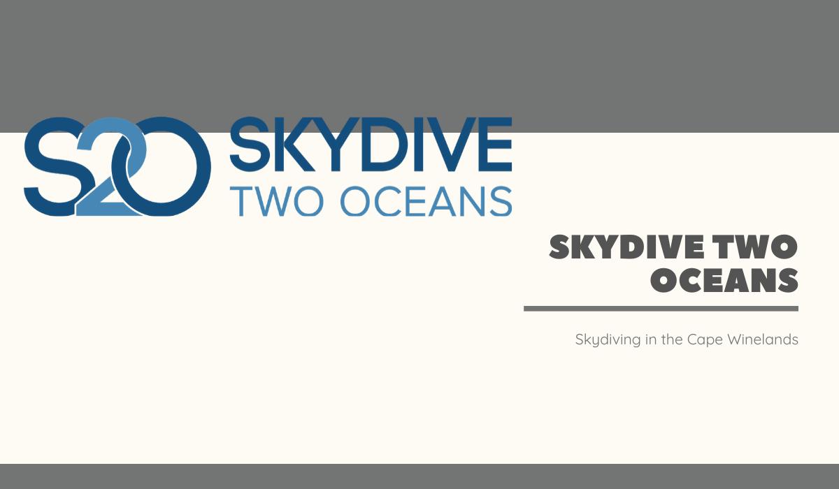 Skydive 2 Oceans web
